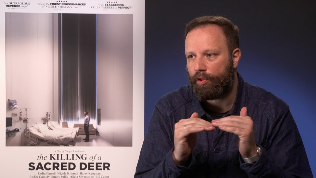 The Killing of a Sacred Deer interview - Yorgos Lanthimos on his ...