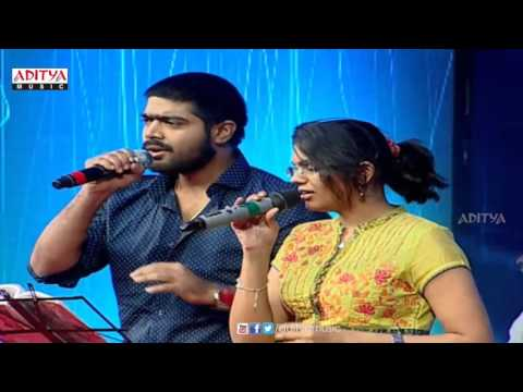 Mounamelaneoyi Song Performance By Revanth,Pranavi || Naga Shourya,Palak Lalwani