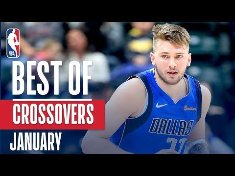 NBA's Best Crossovers | January 2018-19 NBA Season