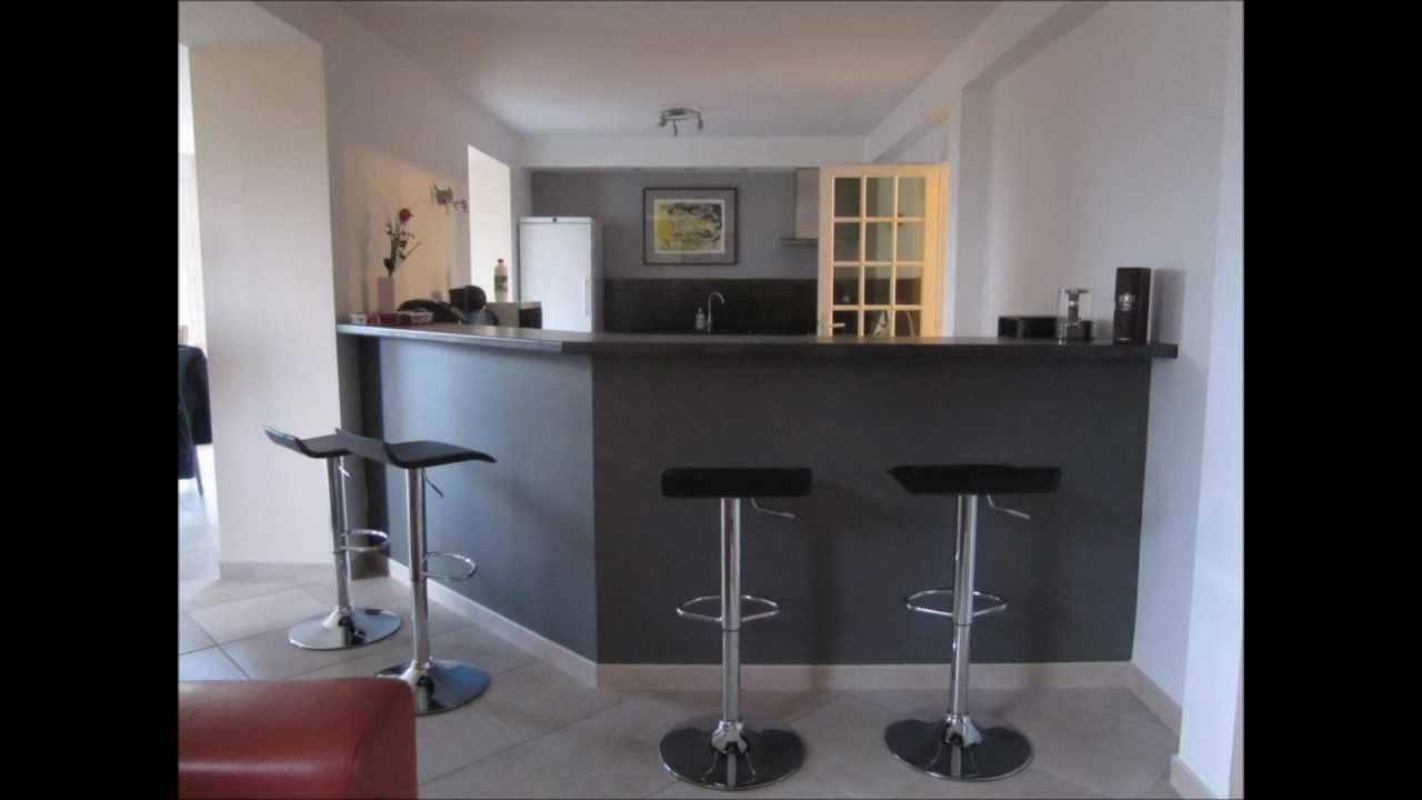 Creation d 39 une cuisine youtube for Amnagement d une cuisine