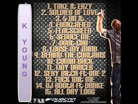 ''Take It Easy'' K Young English Songs 2014 Lyrics