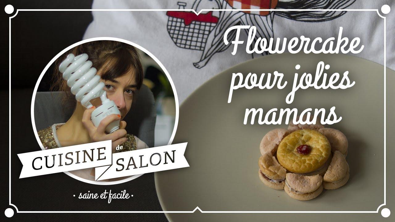 trucs & astuces - whoopies en fleur pour jolies mamans | cuisine