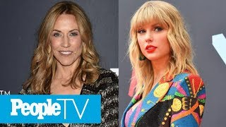 Sheryl Crow Opens Up About The Drama Surrounding Taylor Swift's Masters | PeopleTV