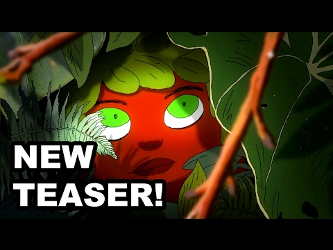 2D Animated short film - NEW TEASER!  - VANILLE - Animation by Guillaume Lorin