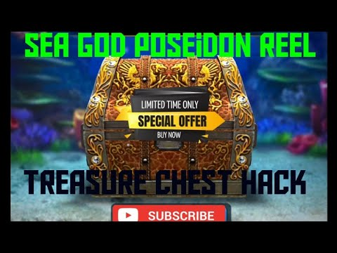 Only Real Ace Fishing Wild Catch Treasure Chest Hack (Sea God Poseidon)