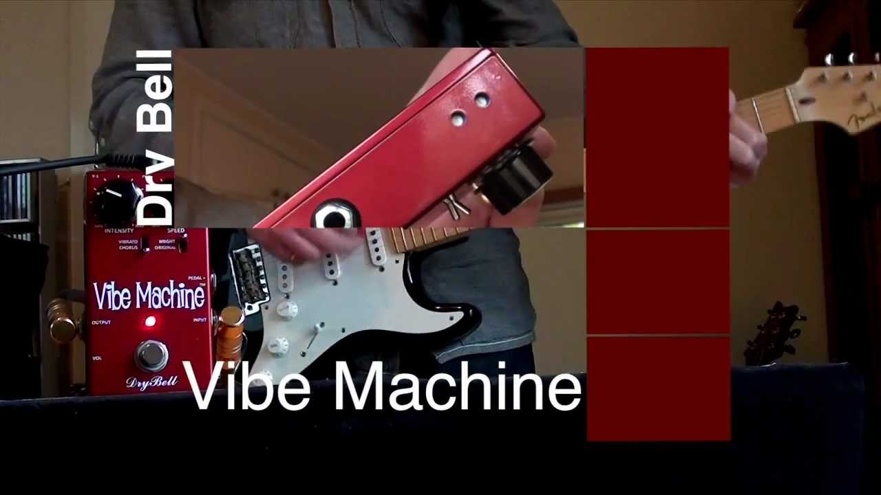 vibe machine bell