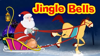 Jingle Bells 🎄🎅 Song For Children - Christmas Carols I Kids Songs | English Rhymes For Babies