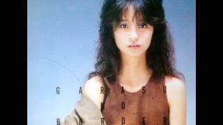 アルバム「ガラスの国境(ボーダー)」A-5 '85年.