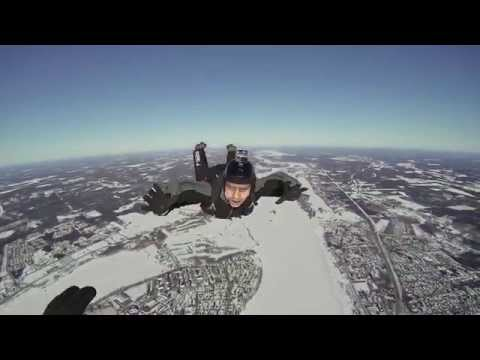 Frozen - Finnish Skydive Edition