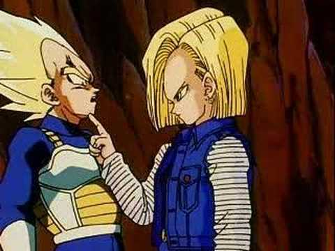 Dragon ball z android 18 breaking benjamin youtube - Dragon ball zc 18 ...