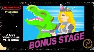Bonus Stage: A Live Gaming Talk Show