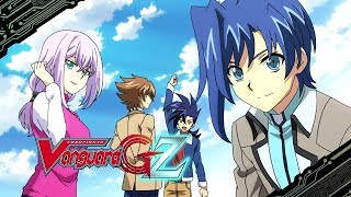 [TURN 10] Cardfight!! Vanguard G Z Official Animation - The Man's Finishing Hold