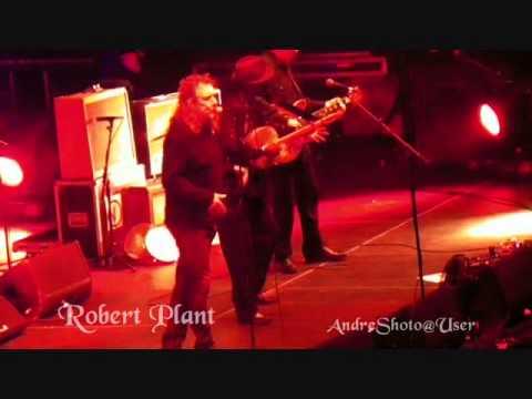 Robert Plant Chile 2012 Movistar Arena FULL Concert