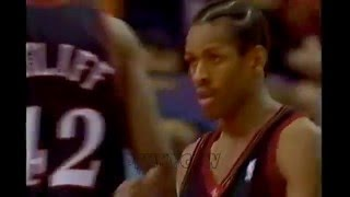 Allen Iverson FULL Highlights vs Suns 97/98 *Jason Kidd Dunks , Coleman Game Winner