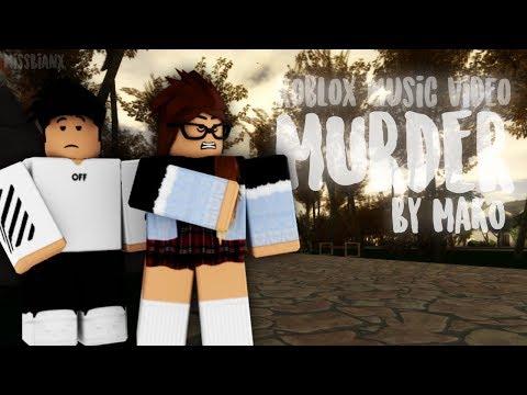 Murder - Mako | Roblox Music Video [GORE WARNING]