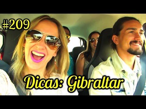 Vlog: Gibraltar | Destinos próximos a Málaga | Espanha