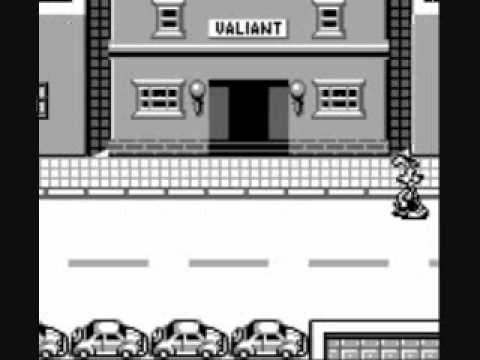 Let\'s Play Who Framed Roger Rabbit (Game Boy) Scene 1 - YouTube