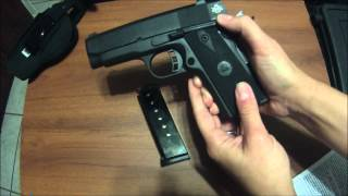 Rock Island Compact 1911 .45ACP - Review