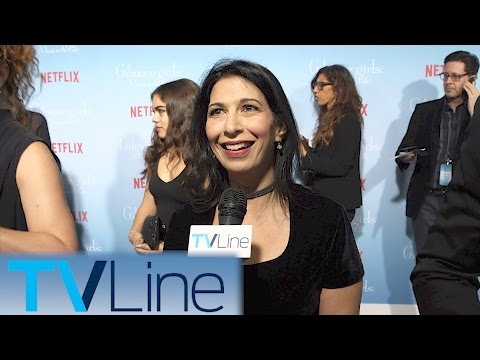 Rose Abdoo    Gilmore Girls Red Carpet Premiere     TVLIne
