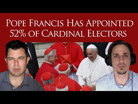 Pope Francis Has Appointed 52% of Cardinal Electors