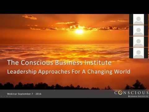 Conscious Business Ambassador Webinar
