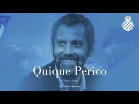 Who is Quique Sánchez Flores?