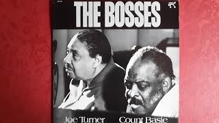 Count Basie - Joe Turner - Wee Baby Blues - 1973.