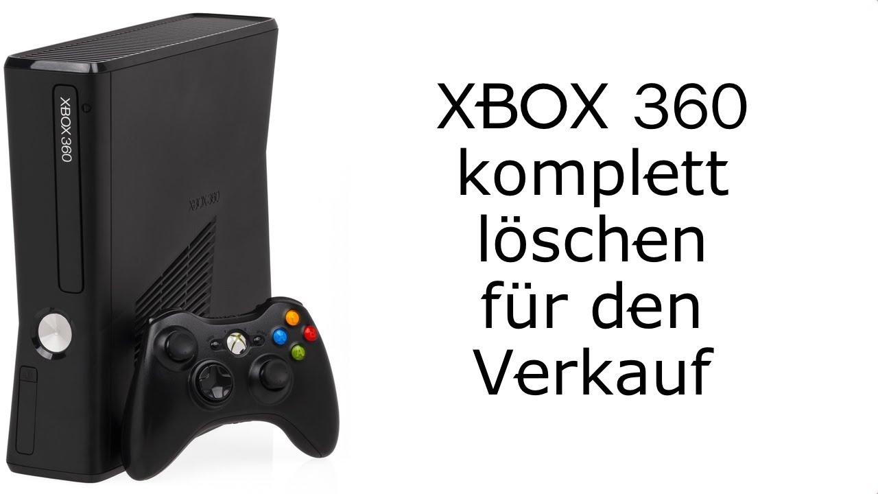 xbox löschen
