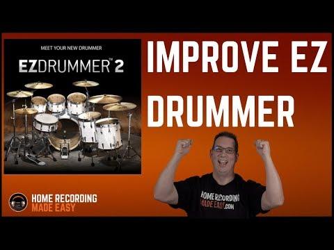 EZ Drummer 2 - Making Software Drums Sound More Rockin'!