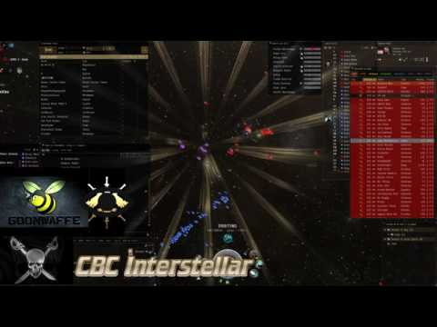 [EVE ONLINE] Life in CBC - PVP