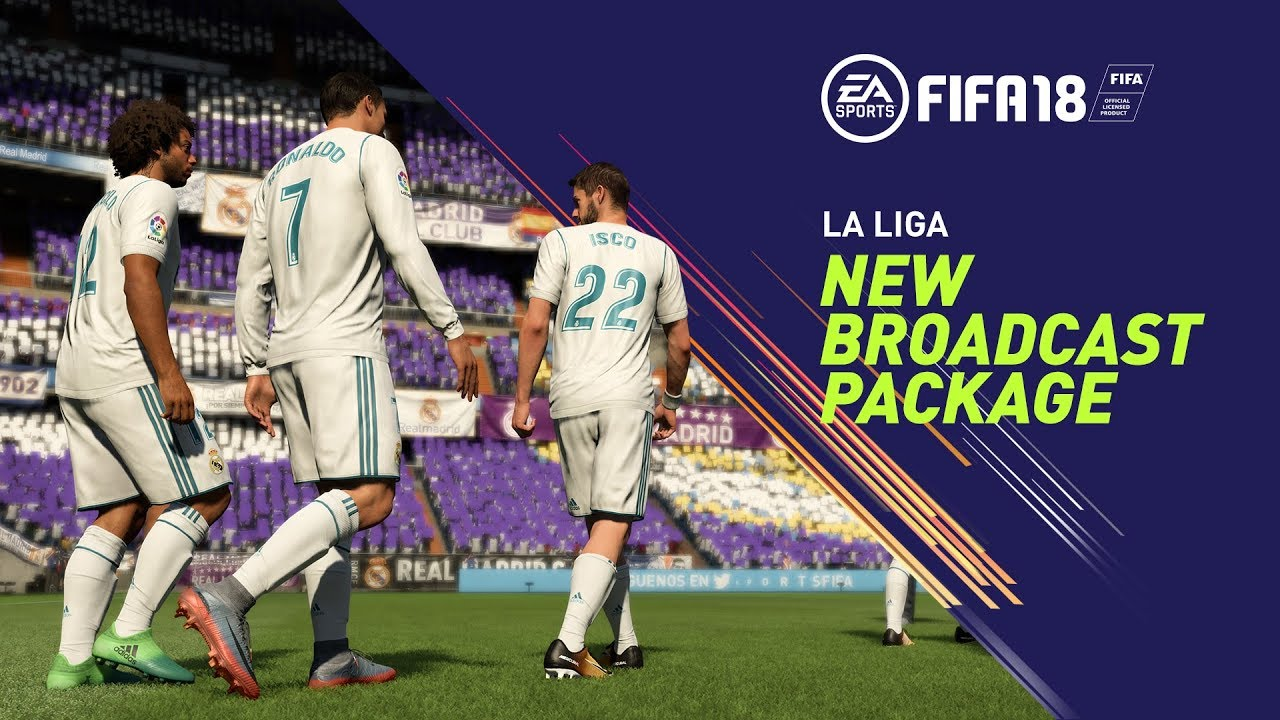 FIFA 18 All Leagues And Teams