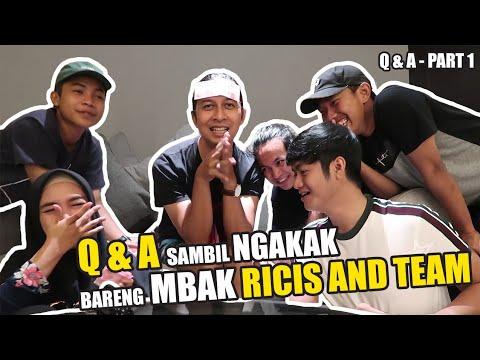 Download Q & A Pertama bareng Ricis & Team Team di Bali Part. 1 Mp4 baru