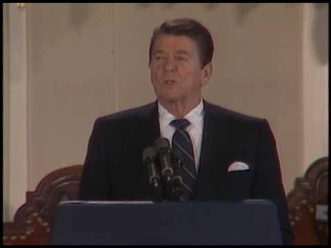 President Reagan's Remarks to the Organization of American States on February 24, 1982