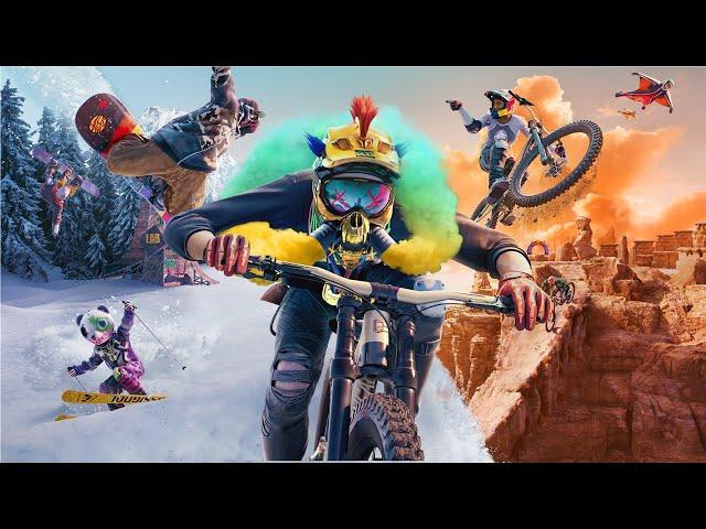 Riders Republic (видео)