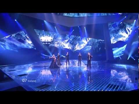 Greta Salóme & Jónsi - Never Forget (Iceland) Eurovision 2012 Grand Final Original HD 720P