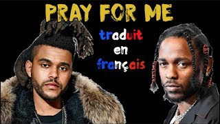The Weeknd & Kendrick Lamar - Pray for me (traduction en francais) COVER Frank Cotty