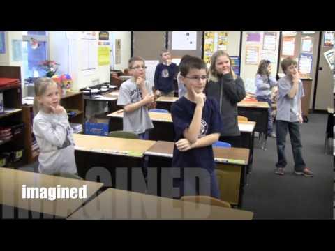 Classrooms that Move:  Rita Murphy Elementary School Fifth Grade
