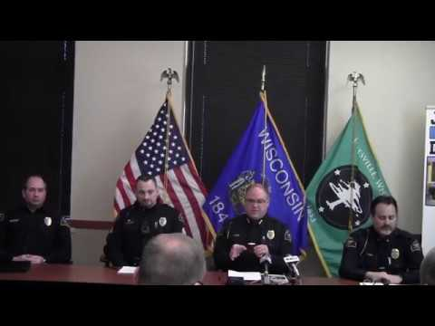 Press Conference 1/5/16: Defusing Critical Incidents