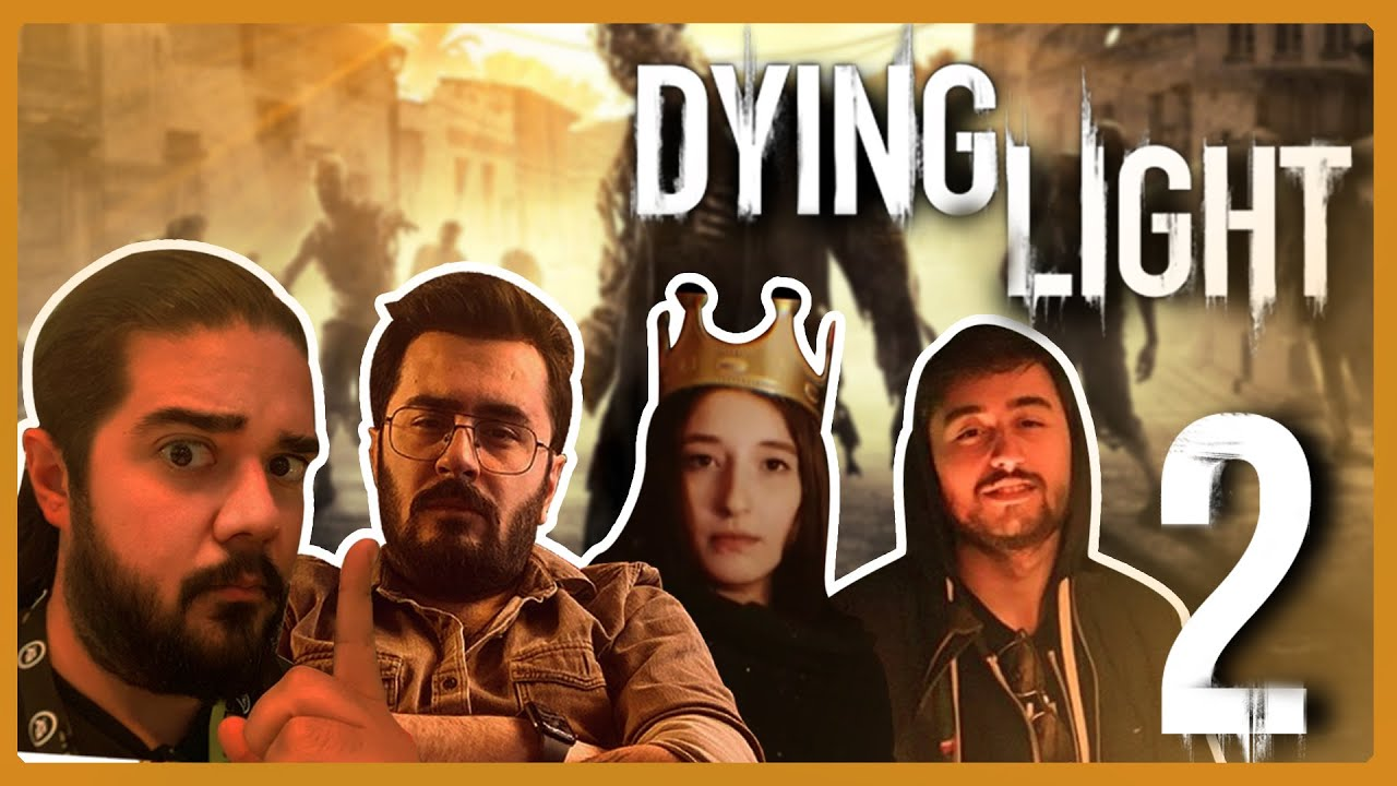 MUHTEŞEM EKİPLE | Dying Light #2 w/CanSungur, EasterGamers, Haggı thumbnail