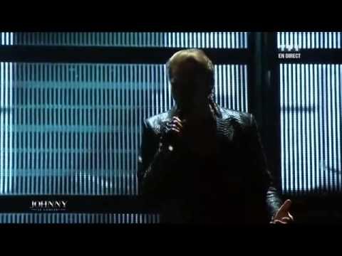 Johnny Hallyday anniversaire 2013 ) en direct de Bercy complet!