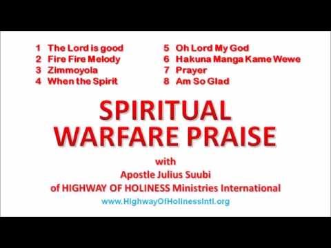 Spiritual Warfare Praise