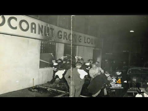 Boston Marks 75th Anniversary Of Cocoanut Grove Nightclub Fire