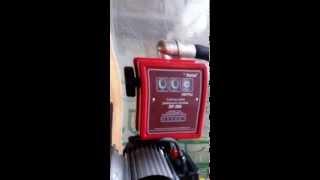 видео заправочный модуль для дизельного топлива