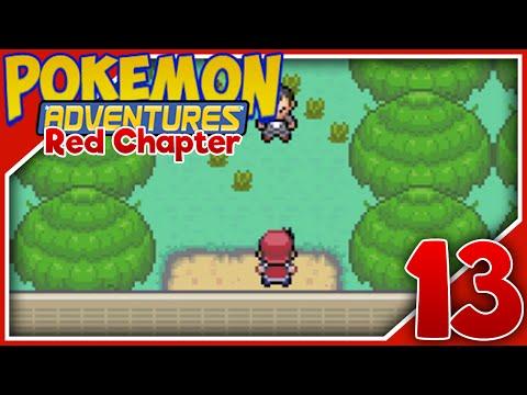 Pokemon Adventures Red Chapter - Episode 13 - Rock Smash!