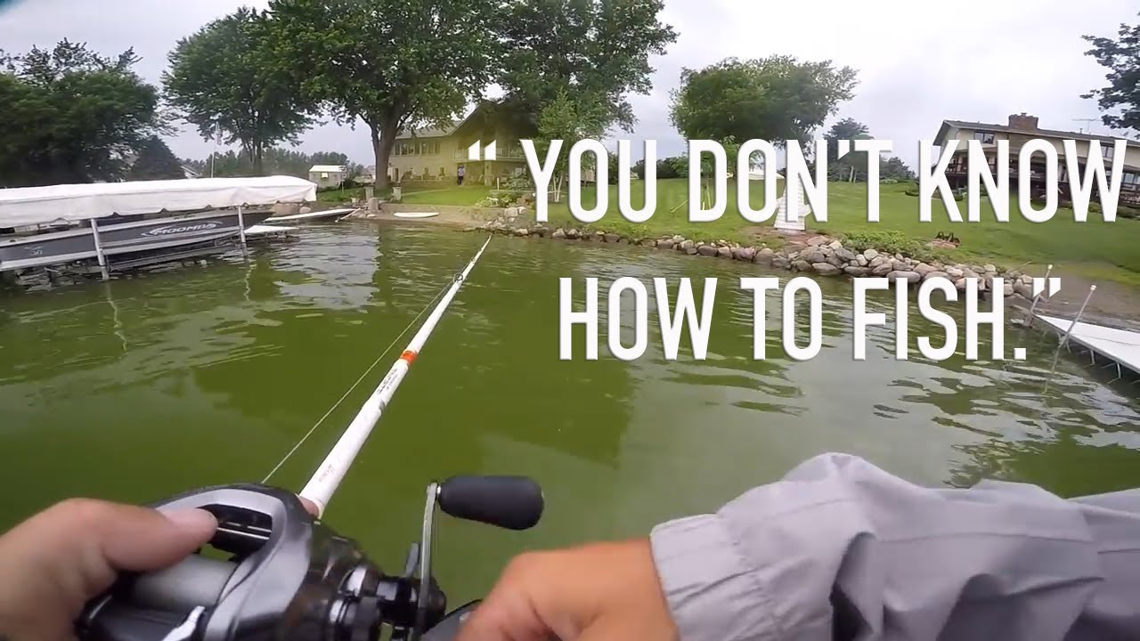 harassed-while-tournament-fishing