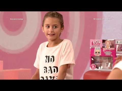 L.O.L SURPRISE! Pop-Up Store Challenge | Temporada 2 Episodio 6 | Disney Channel