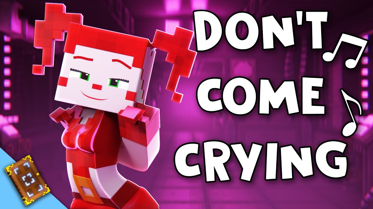 """Download """"Don't Come Crying"""" [VERSION A] Minecraft FNAF SL Animated Music Video (Song by TryHardNinja)"""
