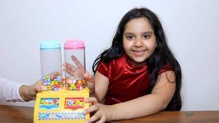 Fingers Family Kid Song Colorful candy Cute shfa Kinderlieder und lernen Farben Baby spielen