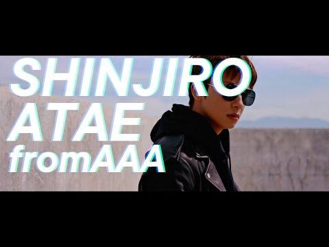 SHINJIRO ATAE (from AAA) / 30th Anniversary Year始動!!!