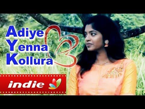 Adiye Yenna Kollure : Mirattal | Tamil Album Love Song | Romantic Short Film